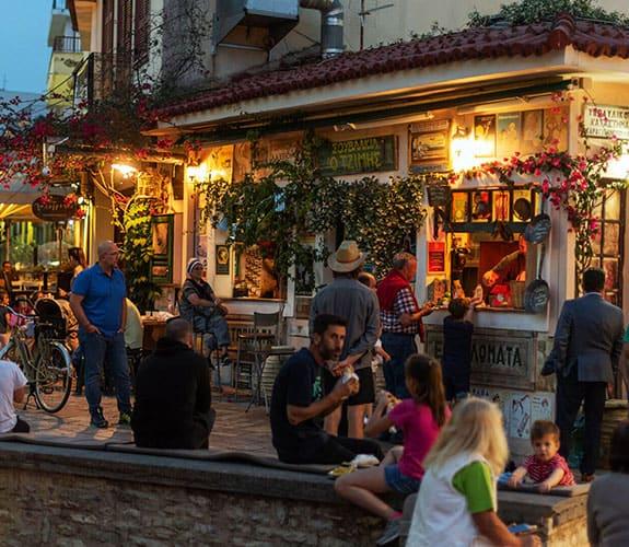 Η πόλη της Καλαμάτας - Kalamata Mediterranean Villas