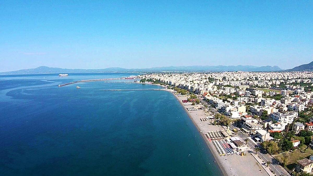 Παραλίες της Μεσσηνίας - Kalamata Mediterranean Villas